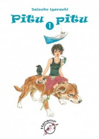 Pitu pitu 1 - okładka książki