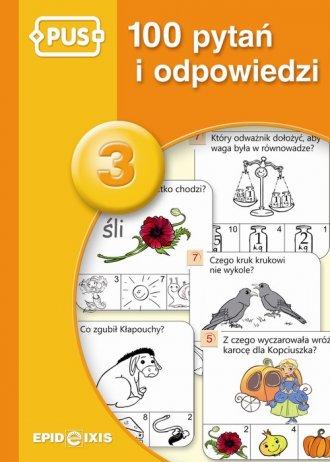 PUS. 100 pytań i odpowiedzi 3 - okładka podręcznika