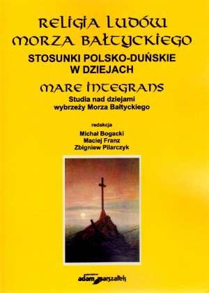 Religia ludów Morza Bałtyckiego. - okładka książki