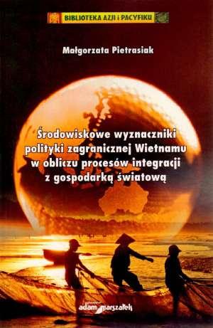Środowiskowe wyznaczniki polityki - okładka książki