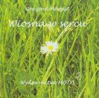Wiosna w sercu - okładka książki