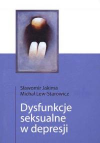 Dysfunkcje seksualne w depresji - okładka książki