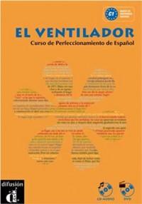 El Ventilador (+ CD) - okładka podręcznika