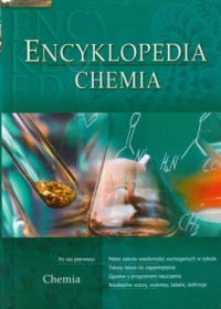 Encyklopedia. Chemia - Wydawnictwo - okładka książki