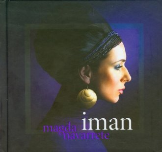 Iman Magda Navarrete (+ CD) - okładka płyty