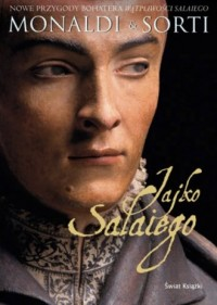 Jajko Salaiego - okładka książki
