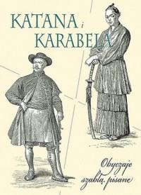 Katana i karabela - okładka książki