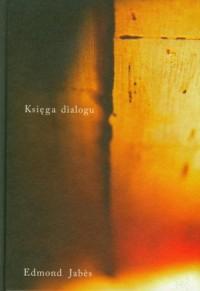 Księga dialogu - okładka książki