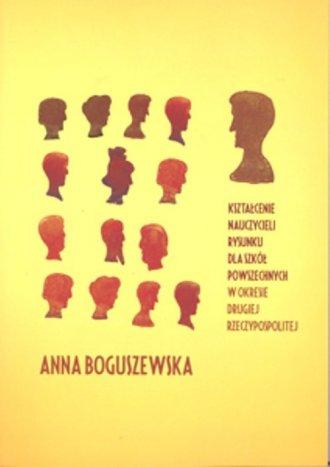 Kształcenie nauczycieli rysunku - okładka książki