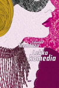 Lekka komedia - okładka książki