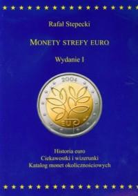 Monety strefy euro - okładka książki
