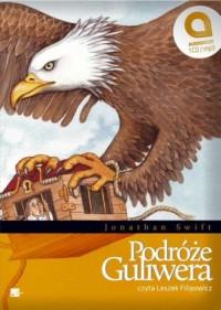 Podróże Guliwera (CD) - pudełko audiobooku