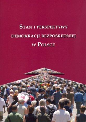 Stan i perspektywy demokracji bezpośredniej - okładka książki