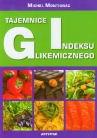 Tajemnice indeksu glikemicznego - okładka książki