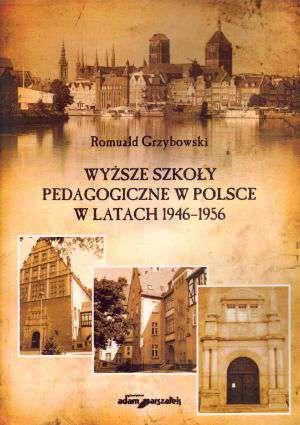 Wyższe szkoły pedagogiczne w Polsce - okładka książki