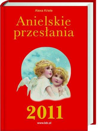 Anielskie przesłania 2011 - okładka książki