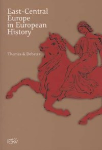 East - Central Europe in European History - okładka książki