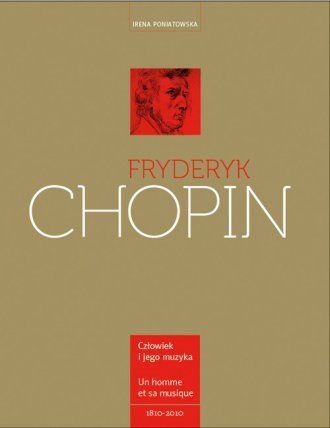 Fryderyk Chopin. Człowiek i jego - okładka książki