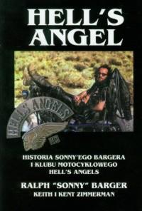 Hell s Angel - okładka książki