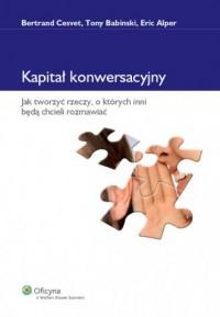 Kapitał konwersacyjny - okładka książki