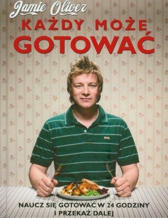Każdy może gotować - okładka książki