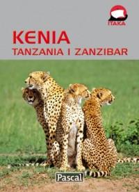 Kenia, Tanzania i Zanzibar. Przewodnik ilustrowany - okładka książki