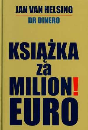Książka za milion euro - okładka książki
