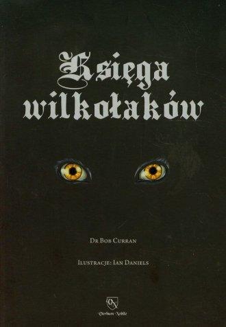 Księga wilkołaków - okładka książki