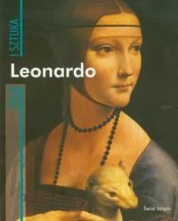 Leonardo. Życie i sztuka - okładka książki