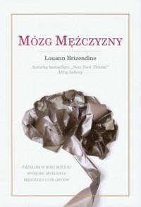 Mózg mężczyzny - okładka książki