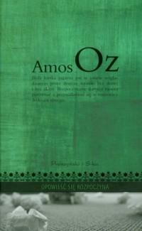 Opowieść się rozpoczyna - Amos - okładka książki