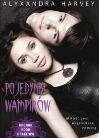 Pojedynki wampirów - okładka książki