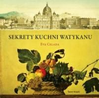 Sekrety kuchni Watykanu - okładka książki