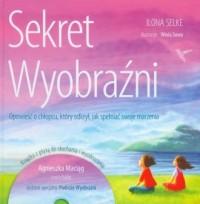 Sekrety wyobraźni (+ CD) - okładka książki