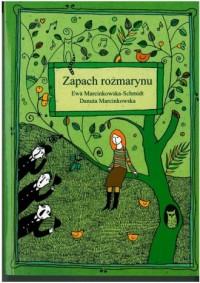 Zapach rozmarynu - okładka książki