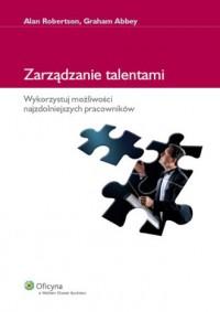 Zarządzanie talentami - okładka książki