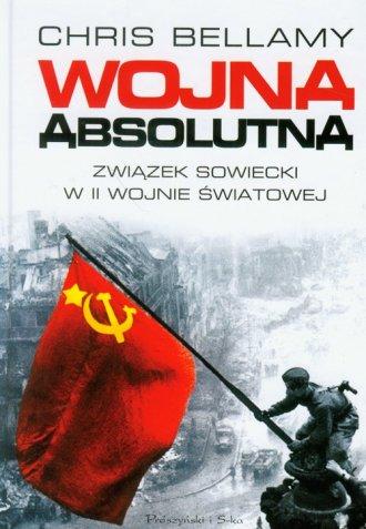ksi��ka -  Wojna absolutna. Zwi�zek Radziecki w II wojnie �wiatowej - Chris Bellamy