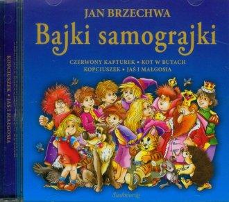 audiobook -  Bajki samograjki (CD) - Jan Brzechwa