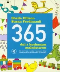 365 dni z kochanym maleństwem - okładka książki