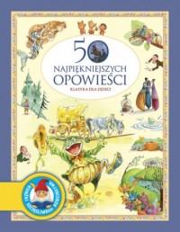 50 najpiękniejszych opowieści. - okładka książki