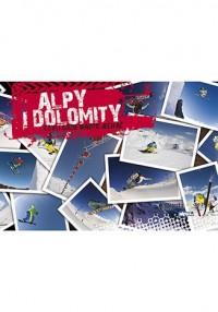 Alpy i Dolomity czyli gdzie warto pojechać - okładka książki