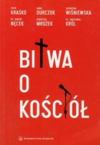 Bitwa o Kościół - okładka książki