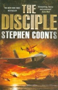 Disciple - okładka książki
