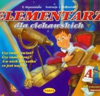 Elementarz dla ciekawskich - okładka książki