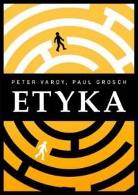 Etyka - Peter Vardy - okładka książki