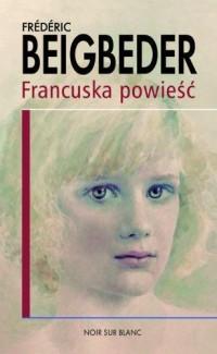 Francuska powieść - okładka książki