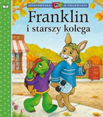 Franklin i starszy kolega - okładka książki