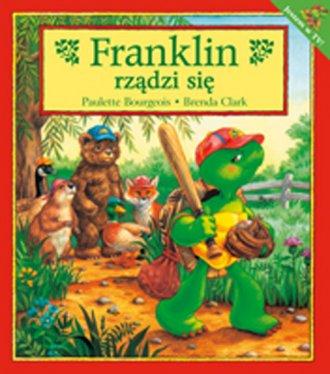 Franklin rządzi się - okładka książki