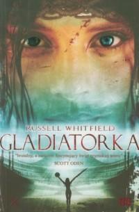 Gladiatorka - okładka książki