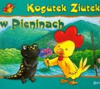 Kogutek Ziutek w Pieninach - okładka książki